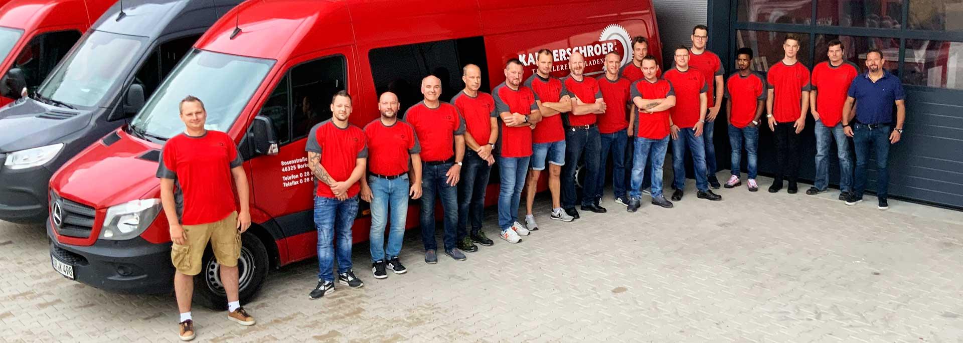 Team Tischlerei
